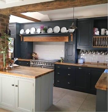 Builder Burton on Trent recent work – Kitchen Installer