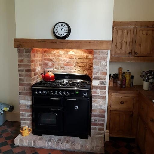 New-range-Style-Cooker-fitted-in-New-Burton-on-Trent-home